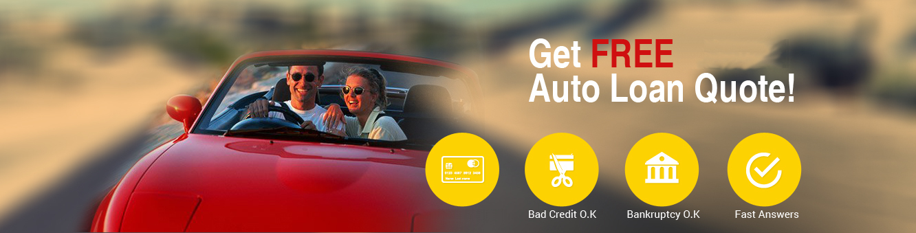 Slider - Any Credit Auto Loans